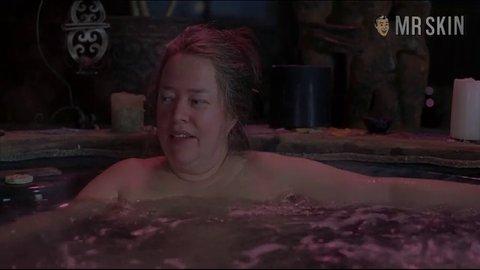naked kathie bates