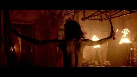 Pity, that the mummy nude scene