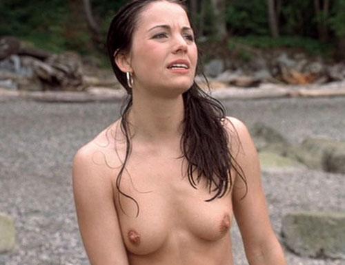 Bikini Erica Durance Naked Video Gif